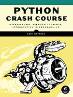 Python Crash Course cover